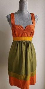Trina Turk great color dress